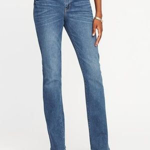 Old Navy Sweetheart Bootcut Size 2 Long Jeans